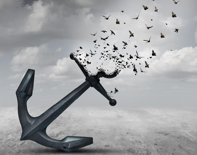 Gedanken loslassen lernen und Sorgen aufzulösen ist möglich.