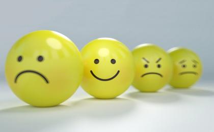 Negative Gedanken in positive umwandeln. Ist das der richtige Weg?